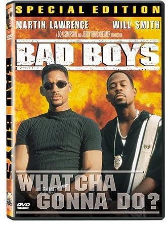 Amazon com: Bad Boys - Special Edition: Martin Lawrence