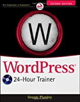 WordPress 24-Hour Trainer, 2nd Edition Front Cover