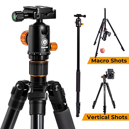 """TARION Professional Camera Tripod Monopod 61"""" 