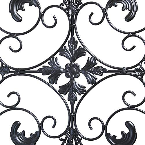 home, kitchen, home décor, home décor accents, sculptures,  wall sculptures 12 discount GB HOME COLLECTION Metal Wall Decor, Decorative Victorian in USA