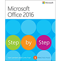 Microsoft Office 2016 Step by Step: MS Office 2016 Step by S_p1