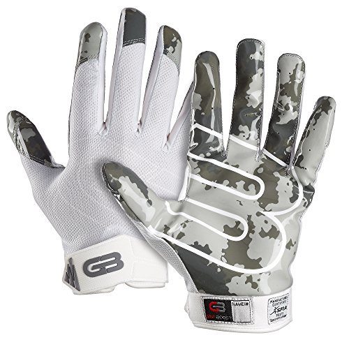 Grip Boost Stealth Football Gloves product image