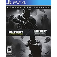 Call of Duty Infinite Warfare: Legacy Pro Edition [PlayStation 4, PS4 Collector Limited]
