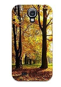 Perfect Fit AZgWIup5257CMQvM Autumn Season Case For Galaxy - S4