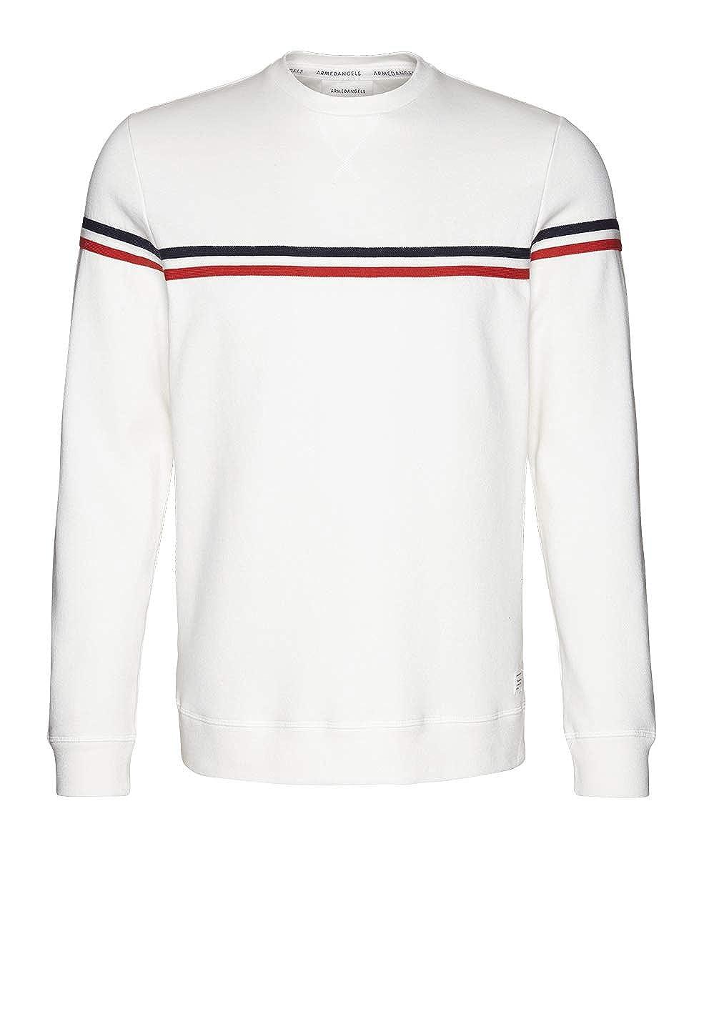 Armedangels Herren Sweatshirt aus Bio-Baumwolle - Sono - GOTS, Organic, CERES-08