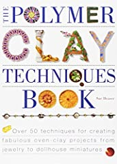 Discover the wealth of creative possibilities that versatile and colorful polymer clay has to offer. Here are all the techniques you need to create oven-clay projects: buttons, beads, jewelry, figurines, boxes, mosaics, and frames. The book b...