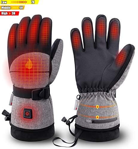 Latest Heated Gloves 2500