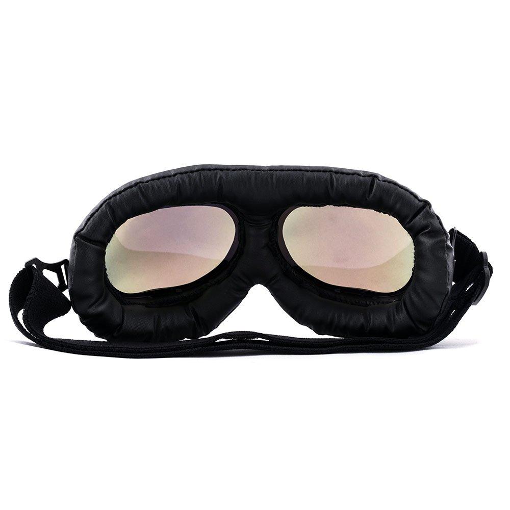 Nawenson r/écent Cadre noir r/étro vintage Aviator Pilot Bike Moto Cyclisme Lunettes Eyewear