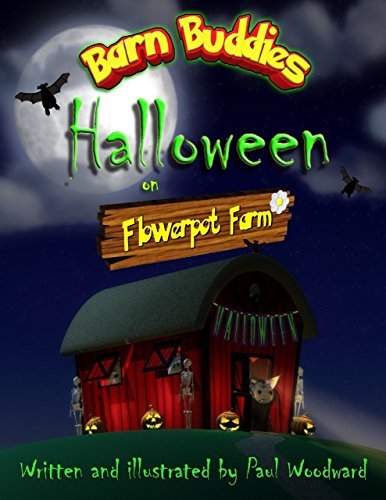 Barn Buddies: Halloween on Flowerpot Farm ()