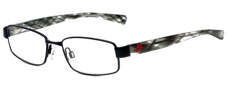 NIKE Eyeglasses 5571 020 Satin Black 48MM