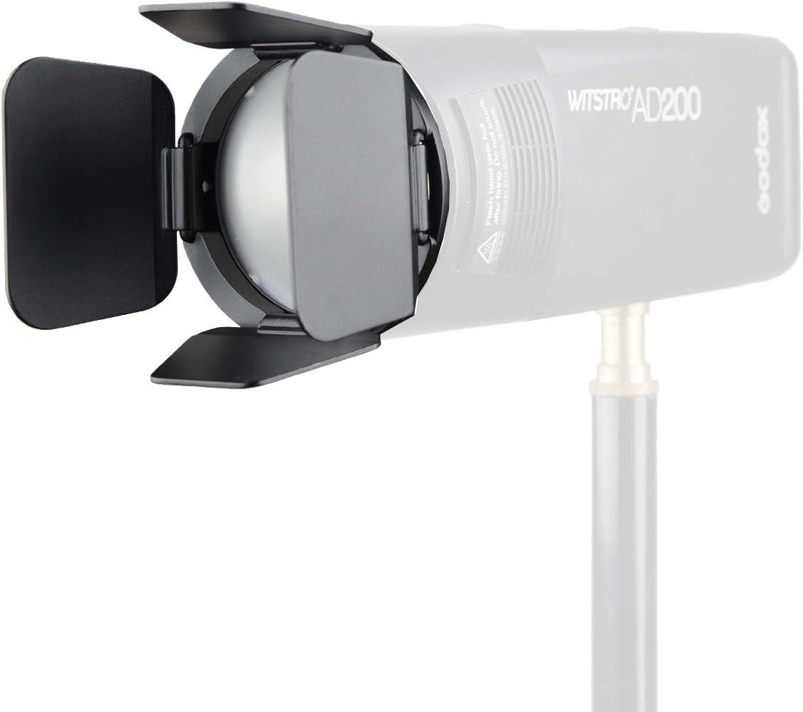 Godox Ak R14 Vier Flügel Reflektor Kompatibel Mit Kamera
