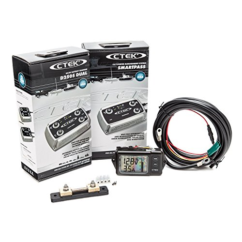 CTEK (40-155) 100A Off Road Charging System (100a Battery Charger)