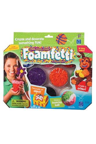 Educational Insights Foamfetti 10 Pack