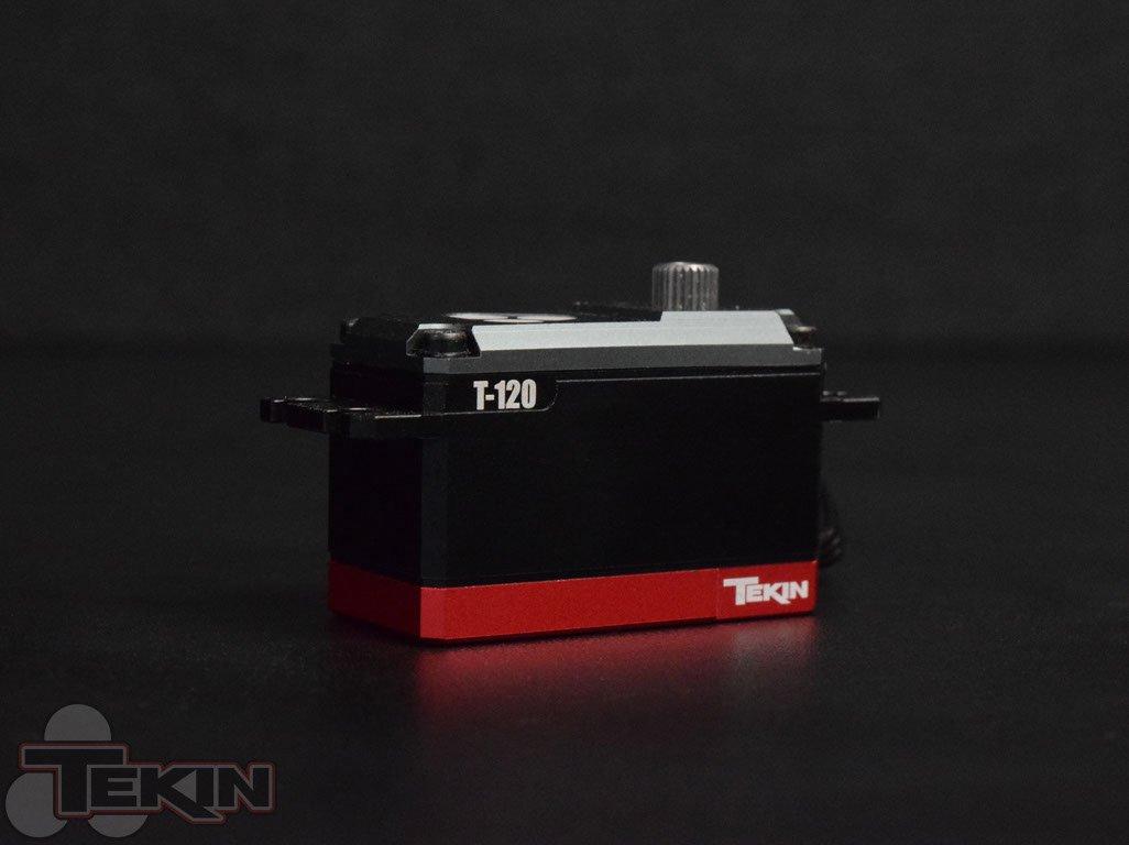 TEKTT1500 Tekin T120 Standard Low Profile Digital HV High Torque Metal Gear Servo
