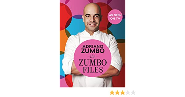 The Zumbo Files: Unlocking the secret recipes of a master ...