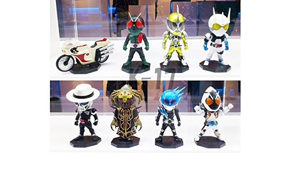 Banpresto Kamen Rider Ghost 8cm WCF World Collectible Figure Vol.3 BANP37706 USA