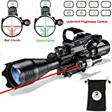 Scope Combo C4-16x50EG with  4 Holographic Red&Green Dot Sight