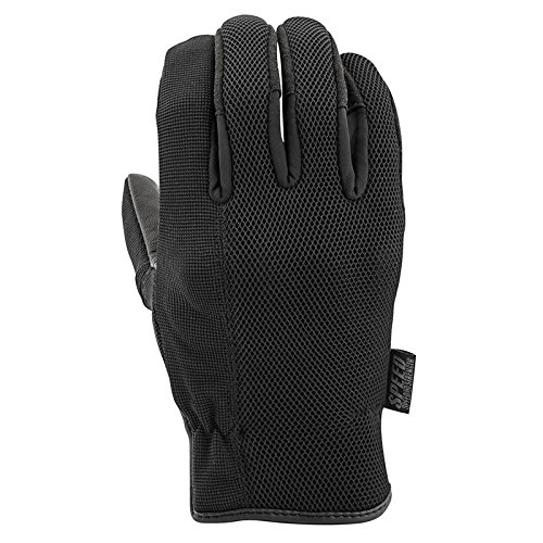 Speed and Strength Last Man Standing Gloves (LARGE) (BLACK)