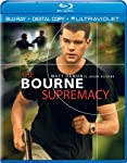 Cover Image for 'The Bourne Supremacy (Blu-ray + Digital Copy + UltraViolet)'