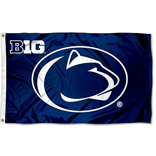 Penn State University Banner - College Flags and Banners Co. Penn State University Big 10 3x5 Flag