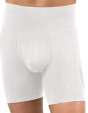 abefde04143065 SPANX for Men Men s Slim-Waist¿ Boxer Brief at Amazon Men s Clothing store