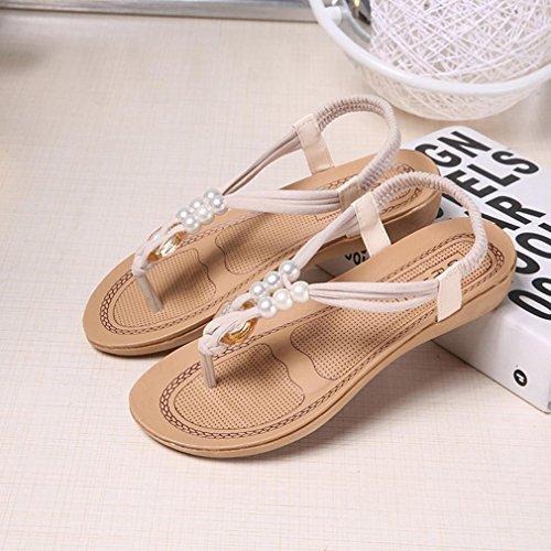 Peep Toe Flops Lady Sandals Flip Ouneed White Shoes EStqx
