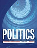 img - for Politics (US Edition): An Introduction to Democratic Government, Third Edition by Larry W. Johnston (2008-04-01) book / textbook / text book