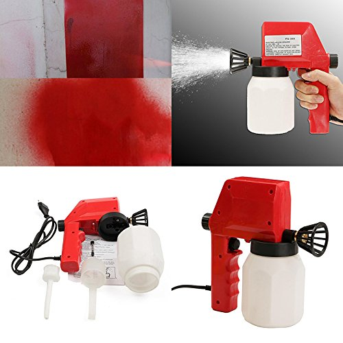 600ml Electric Airless Paint Spray Gun Sprayer Home Hand Painting Spraying Tool Mini Painting Spray Guns