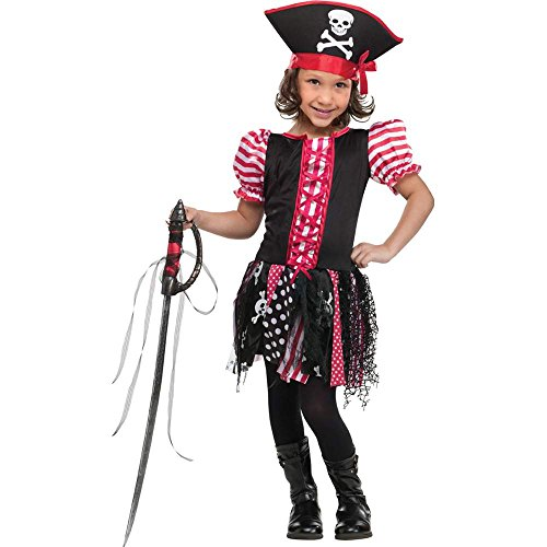 Stowaway Costume (Stowaway Sweetie Pirate Toddler Costume)