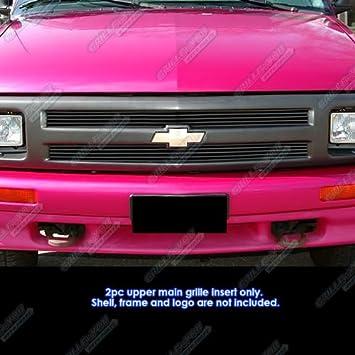 1997 Chevrolet S10 PICK UP Door mount spotlight Passenger side WITH install kit 6 inch LED -Chrome