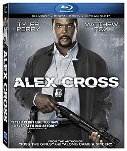 Cover Image for 'Alex Cross [Blu-ray + Digital Copy + UltraViolet]'