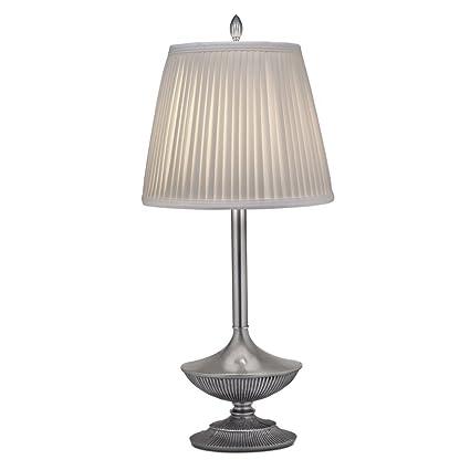 Amazon.com: stiffel A965 28H en. Buffet lámpara, Plateado ...