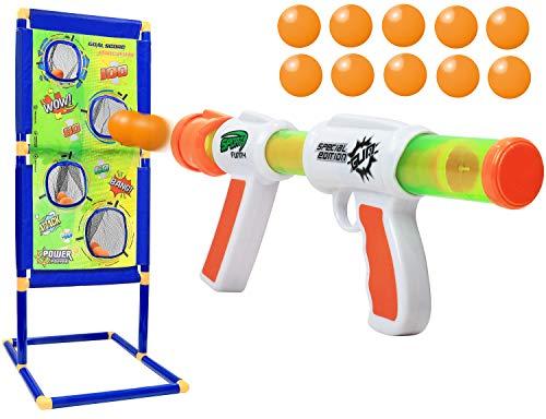 gun target ball - 3