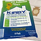 Kirby 6 Cloth Vacuum Bags