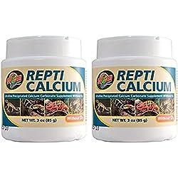 Zoo Med Reptile Calcium (2 Pack)