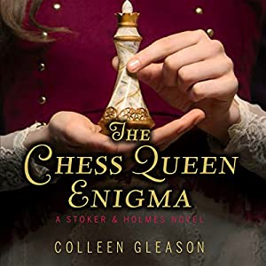 The Chess Queen Enigma Audiobook