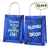 Game Party Bags Goody Favor Bags Game Drop For Kids Adults Birthday Party Themed Party Supplies Favors-12 Pack