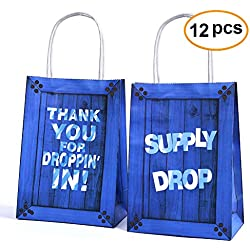 game party bags goody favor bags game drop for kids adults birthday party themed party supplies - fortnite party favors ideas