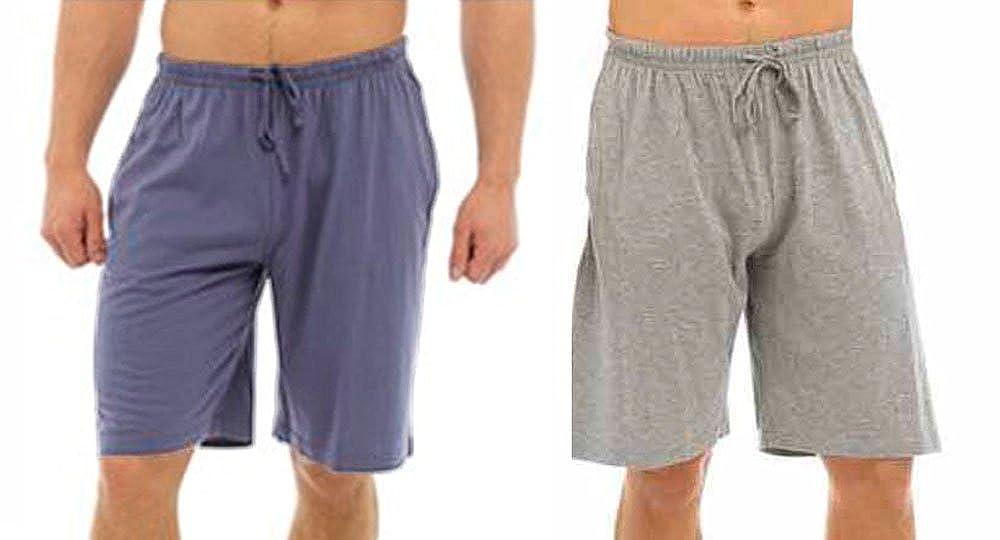 Tom Franks Pacco Doppio Jersey Di Cotone Pantaloncini Corti Tempo Libero