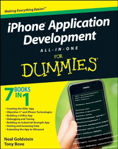 iPhone Application Development All-In-One For Dummies