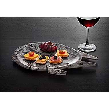 Disney Star Wars Millennium Falcon Serving Platter