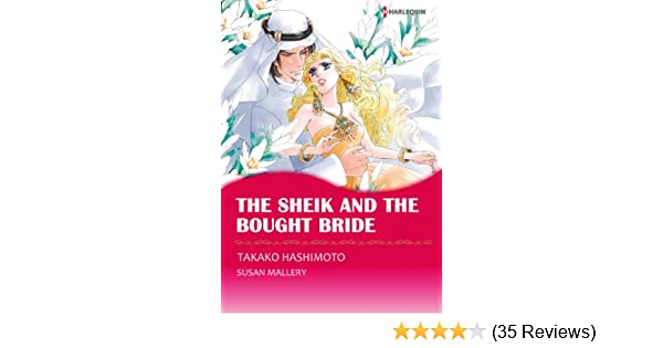 Amazon The Sheik And The Bought Bride Harlequin Comics Desert