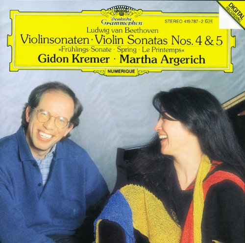 Beethoven: Sonata For Violin And Piano No.5 In F, Op.24 -
