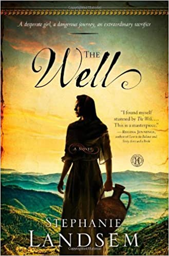 Book The Well: A Novel (The Living Water Series) by Stephanie Landsem (2013-06-04)