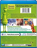 Illumination Presents: Dr. Seuss The Grinch [Blu-ray]