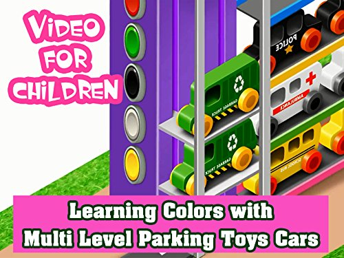 Learning Colors with Multi Level...