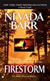 Front cover for the book Firestorm by Nevada Barr