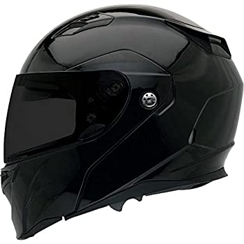 Bell Revolver Evo Modular Motorcycle Helmet (Black, Large) (Non-Current Graphic