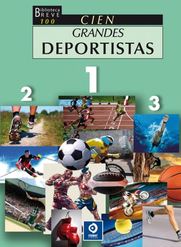 Descargar Libro 100 Grandes Deportistas Arturo Paniagua