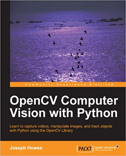 OpenCV Computer Vision with Python, Joseph Howse, eBook
